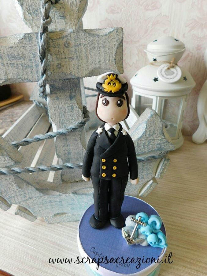 cake topper compleanno ufficiale marina