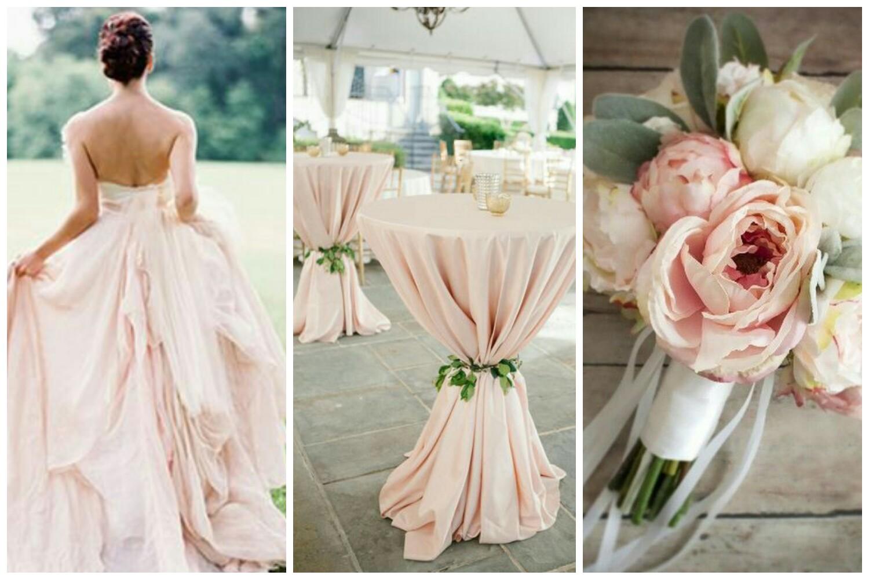 matrimonio verde greenery e rosa