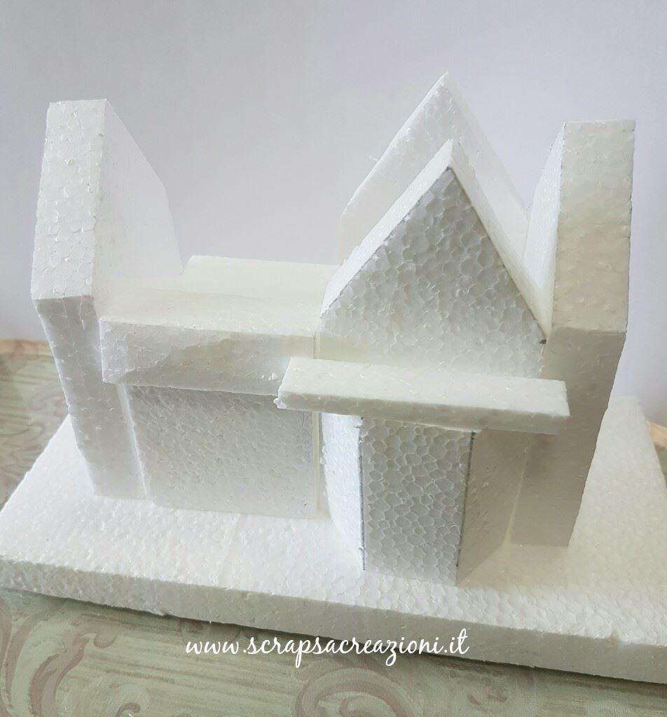 Progetto per la creazione della casa di Up
