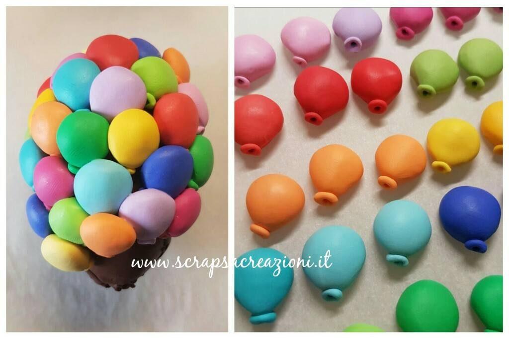 casa con i palloncini