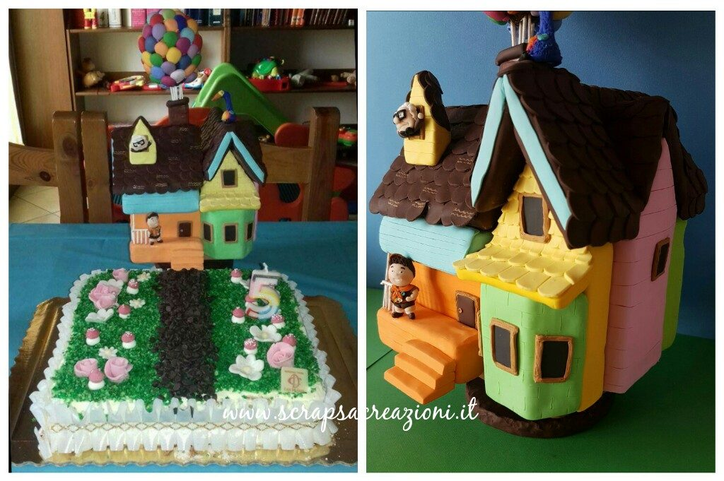 cake topper cartoni animati