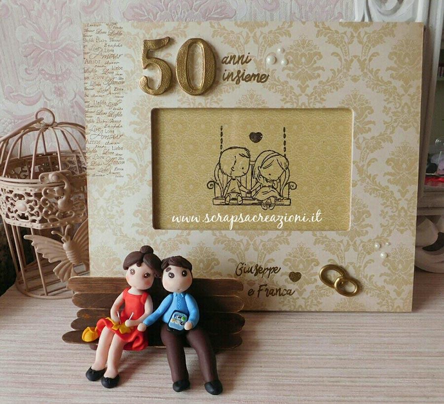 portafotografie nozze d'oro