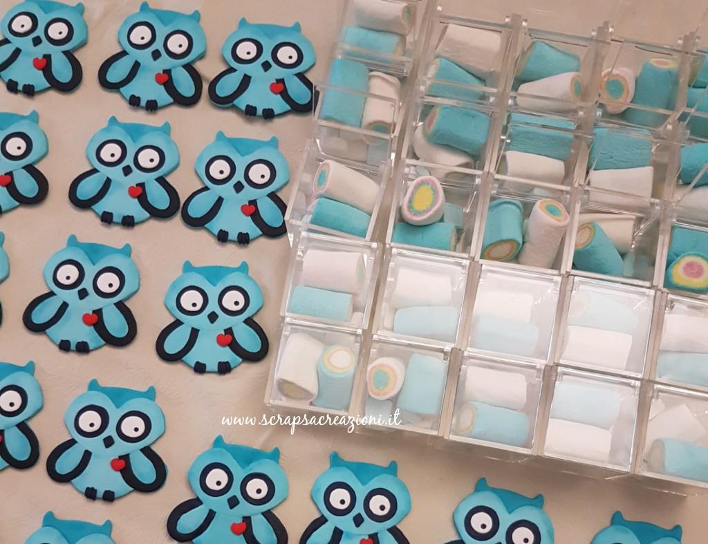 Famoso BOMBONIERE PRIMO COMPLEANNO - ScrapSa - Cake topper designer UM33