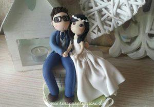 Cake topper stilizzati: le statuine più simpatiche!
