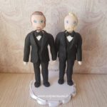 cake topper originali unioni civili