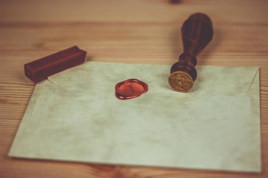partecipazioni per le nozze d'argento scritte a mano