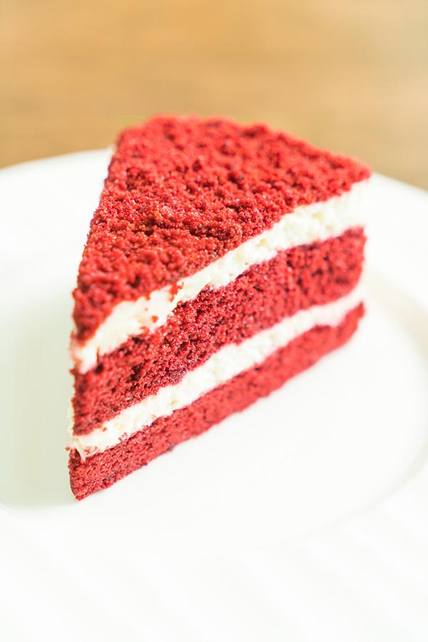 torta di laurea rossa red velvet