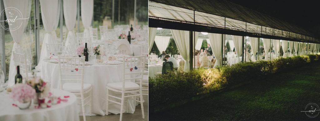 Organizzare un matrimonio con location esclusiva in serra