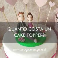 cake topper personalizzati prezzi
