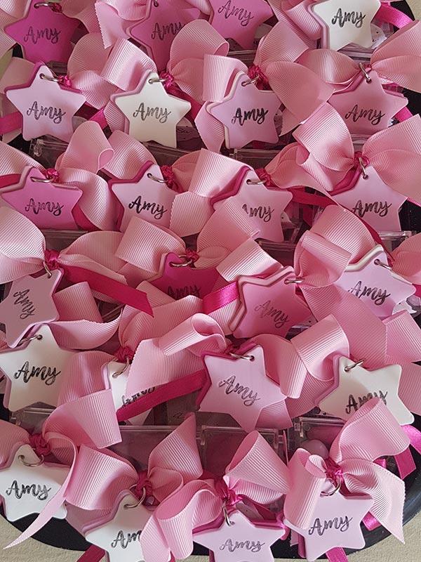 bomboniere battesimo bimba economiche rosa