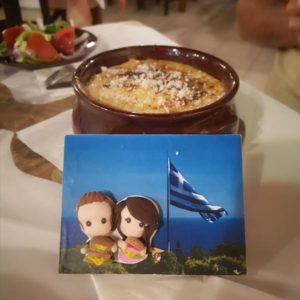 cartolina fotografica personalizzata grecia