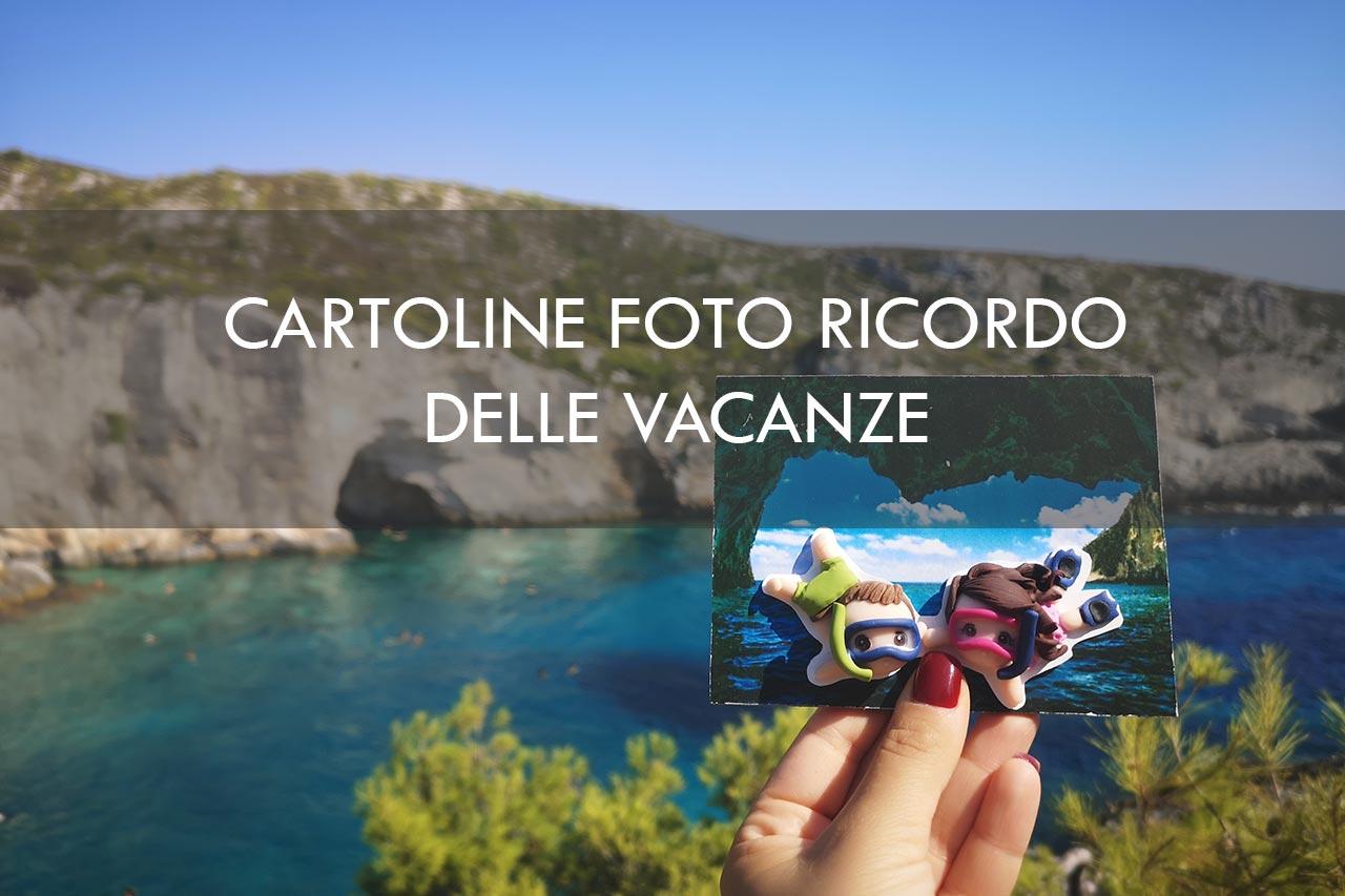 cartoline foto ricordo personalizzate 3d