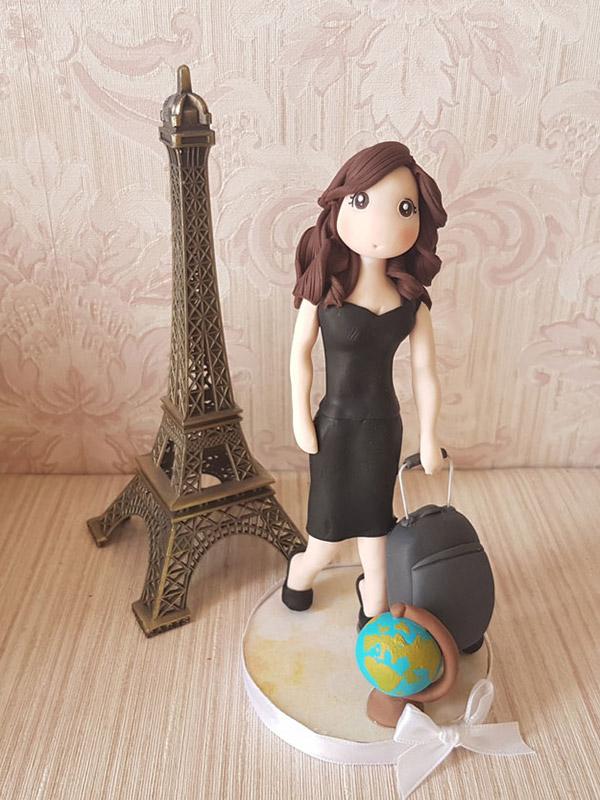 cake topper speciale amica