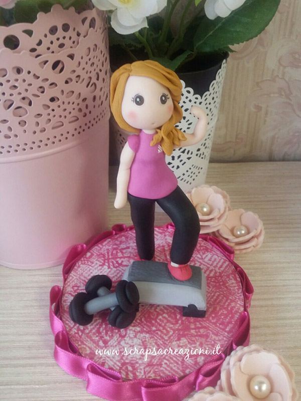 cake topper speciale sport