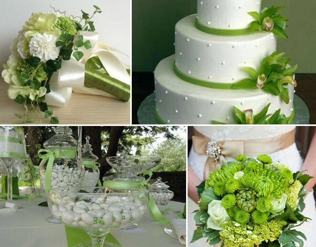 matrimonio verde mela