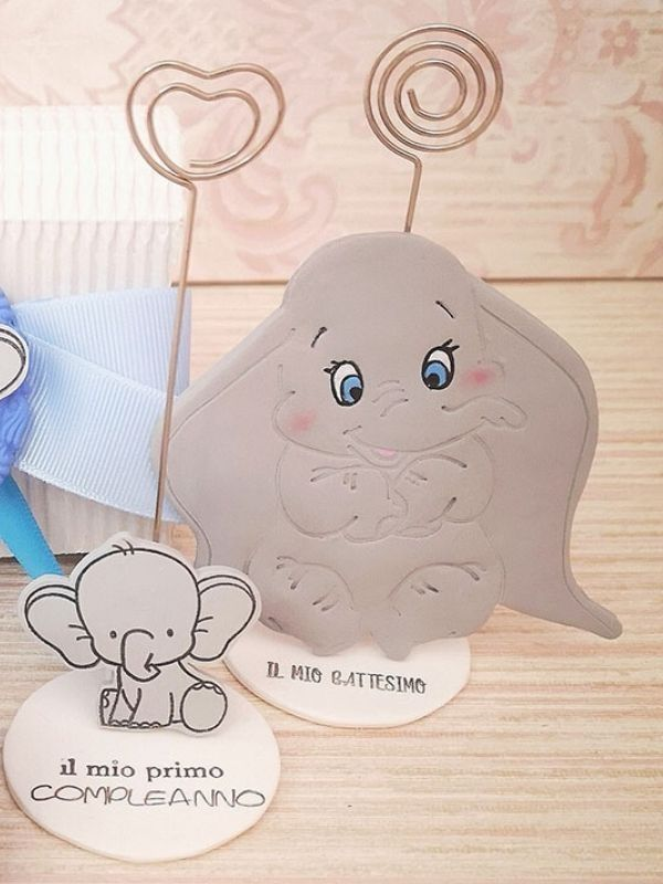 bomboniera dumbo elefantino