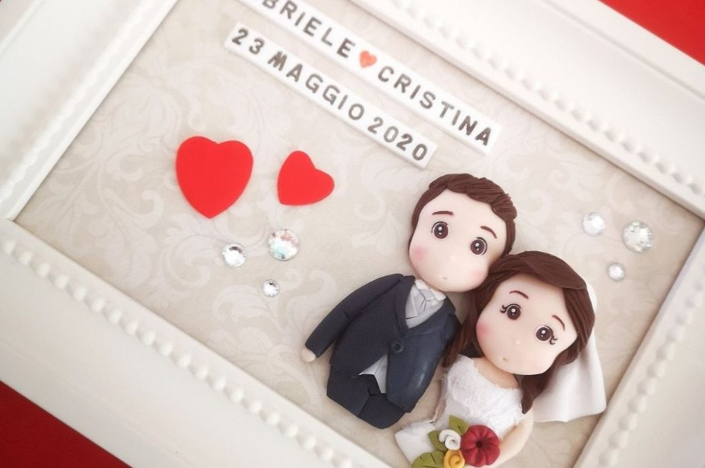regalo personalizzato nozze