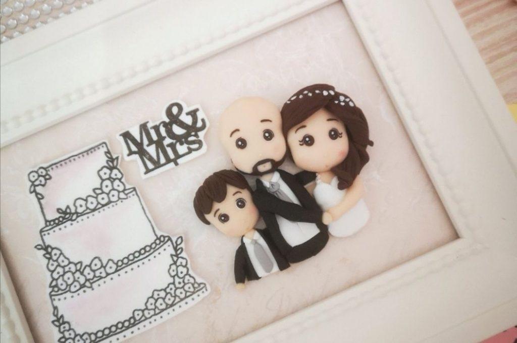 regalo personalizzato sposi