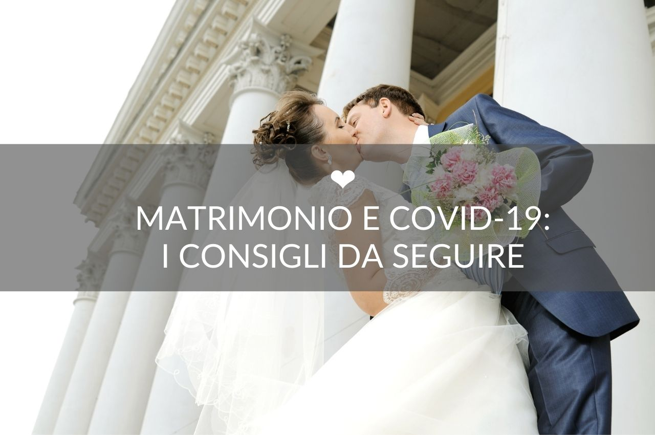 consigli matrimonio covid-19